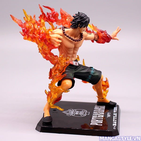 Figuarts Zero Portgas D Ace Battle Ver One Piece