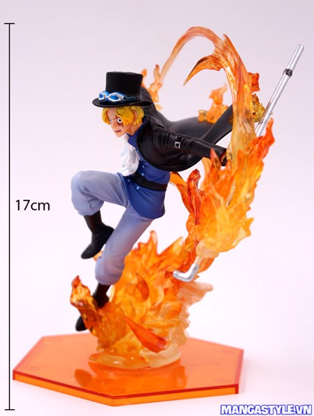 Figuarts Zero Sabo Hiken One Piece