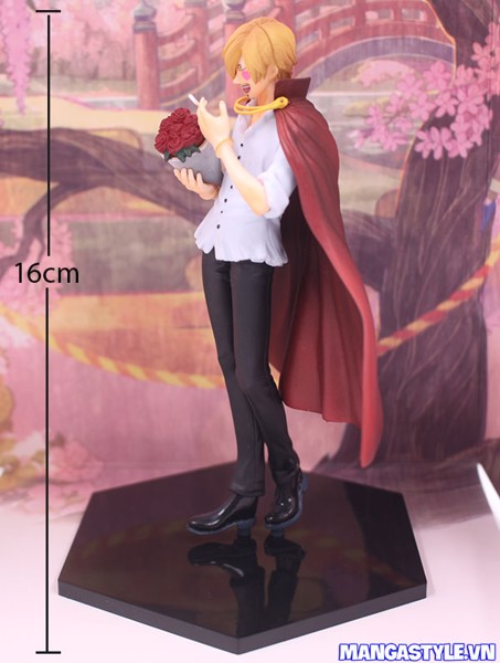 Figuarts Zero Sanji Whole Cake Island Ver One Piece