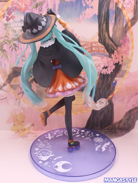 Figure Hatsune Miku 2nd Season Halloween Ver Vocaloid
