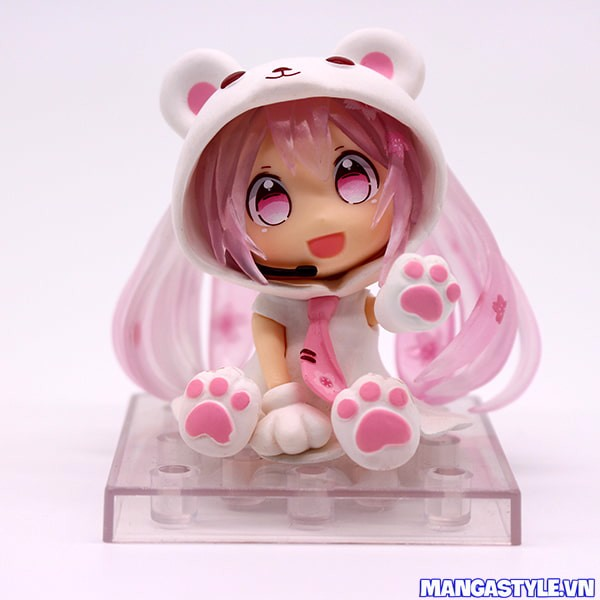 Figure Miku Sakura Bear Vocaloid