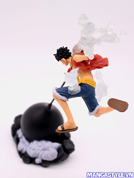 Figure Monkey D Luffy Gear 3 Elephant Gun One Piece