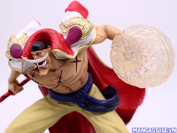 Figure WhiteBeard HQS Tsume One Piece