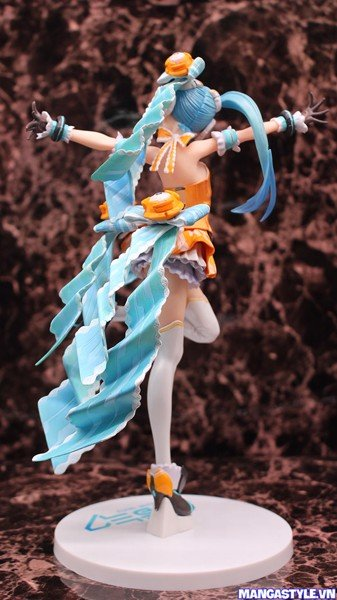 Hatsune Miku Orange Blossom Ver 1/7 Scale Figure Vocaloid