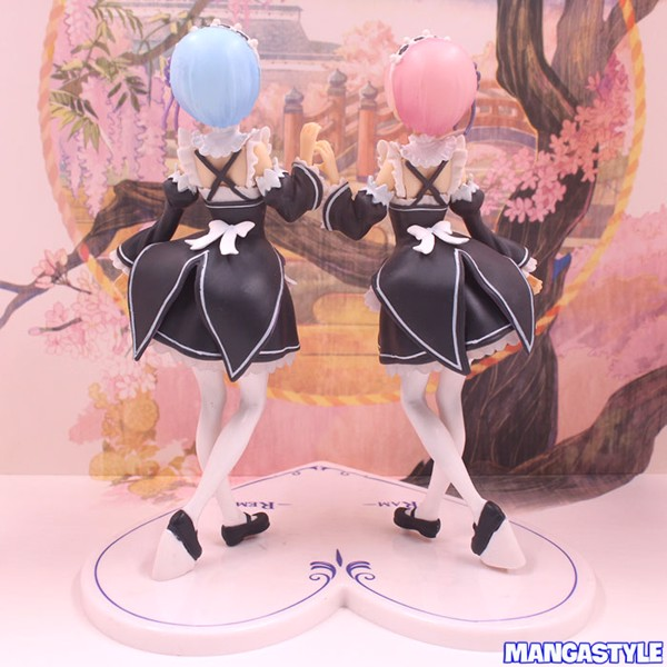 Ichiban Kuji Re:Zero Starting Life In Another World Rem & Ram