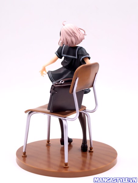 Jeanne d Arc Sailor Suit Black Uniforms Figure Fate/Grand Order