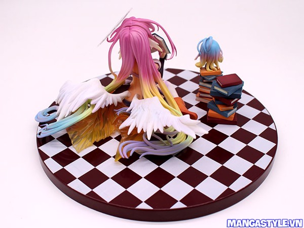 Jibril 1/7 Complete Figure No Game No Life