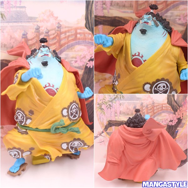 King Of Artist The Jinbei One Piece