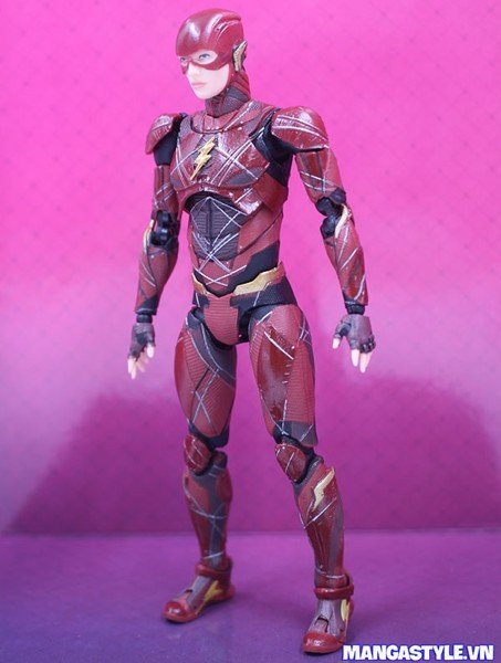 MAFEX No.058 The Flash Justice League