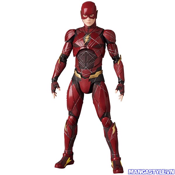 MAFEX No 058 The Flash Justice League