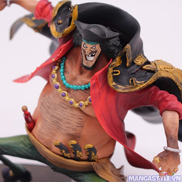 Marshall D Teach Banpresto Colosseum 2 Vol 4 Scultures Big One Piece