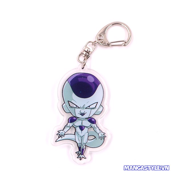 Móc Khóa Mica Frieza Dragon Ball