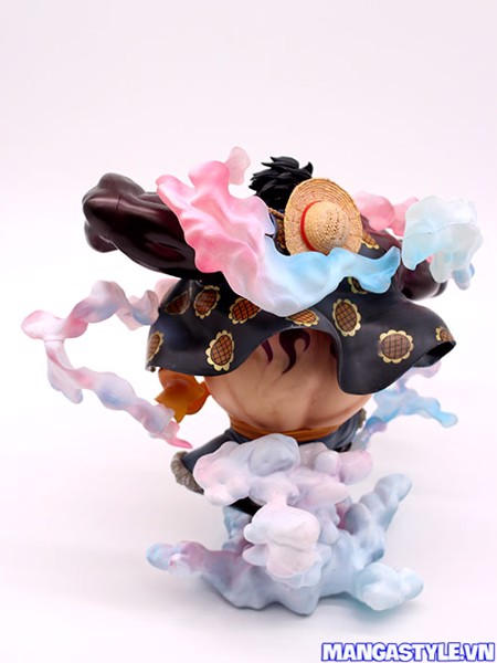Monkey D Luffy Gear 4 POP SA Maximum One Piece