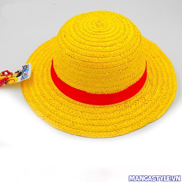 Mũ Cosplay Monkey D Luffy One Piece