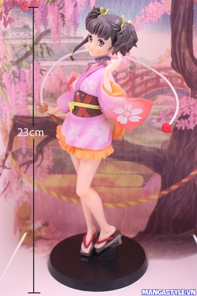Mumei Yukata Ver 1/7 Scale Figure Kabaneri of the Iron Fortress