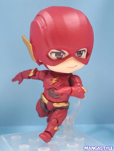 Nendoroid Flash Justice League Edition