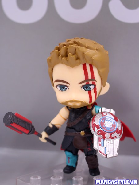 Nendoroid Thor Thor Battle Royal Edition Mighty Thor Battle Royal
