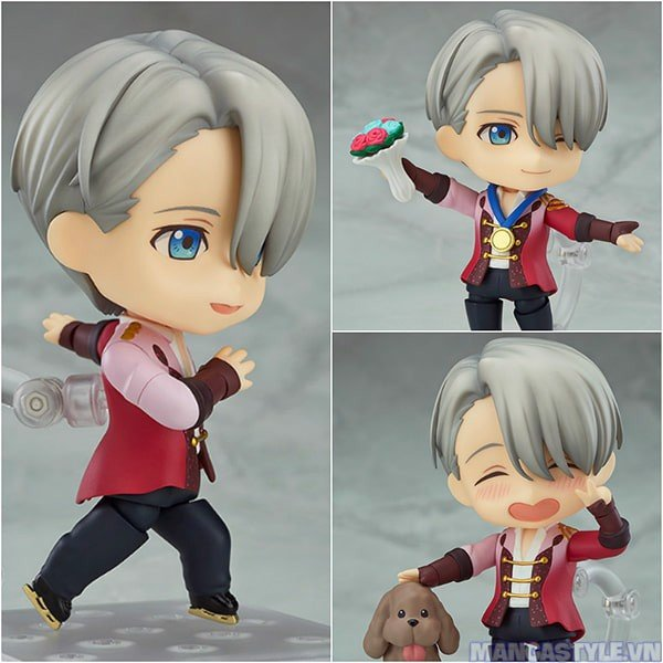 Nendoroid Victor Nikiforov Yuri On Ice