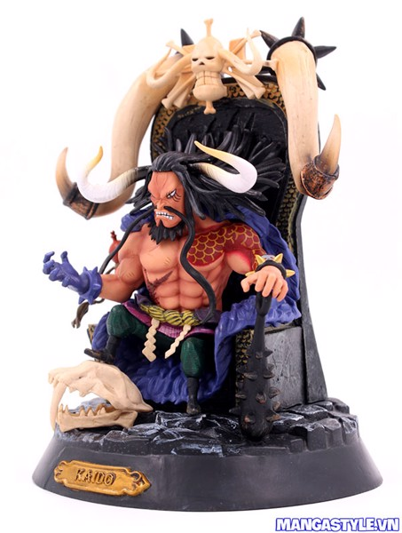 One Piece Kaido Figures SD GK Polystone Statue