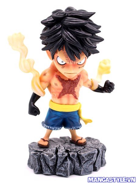 One Piece Underworld Monkey D Luffy Figure One Piece