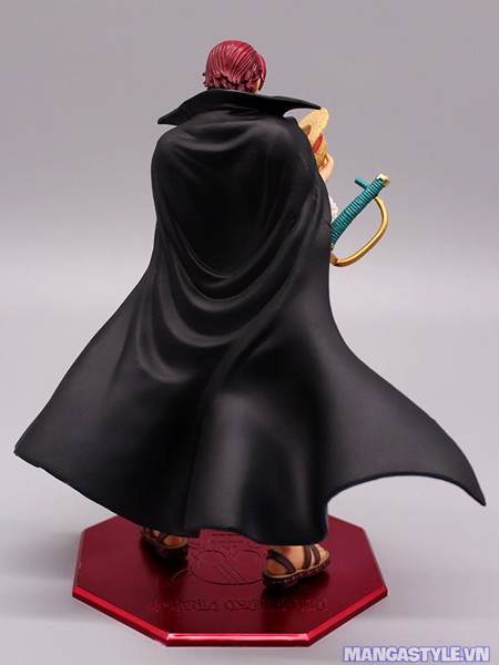 POP DX Red Haired Shanks 1/8 Complete Figure One Piece