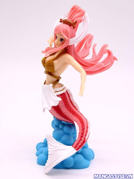 Princess Shirahoshi Scultures World Colosseum Banpresto One Piece