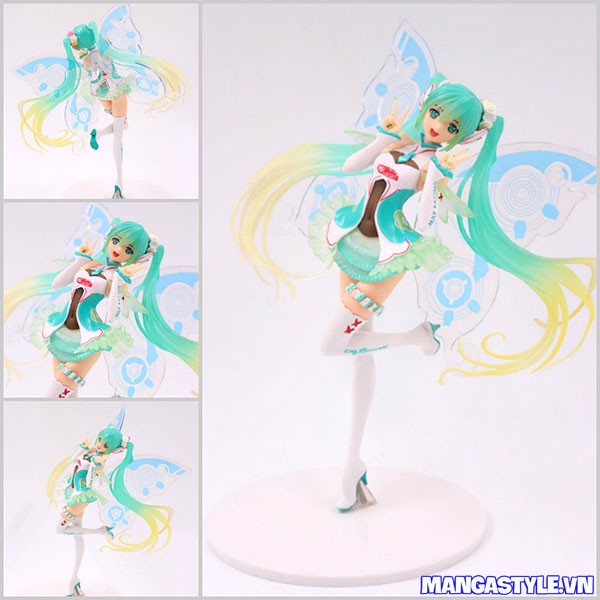 Racing Miku 2017 Ver 1/1 Scale Figure Vocaloid