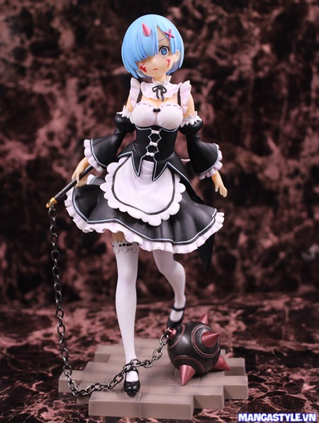 Rem 1/7 Scale Figure Re Zero