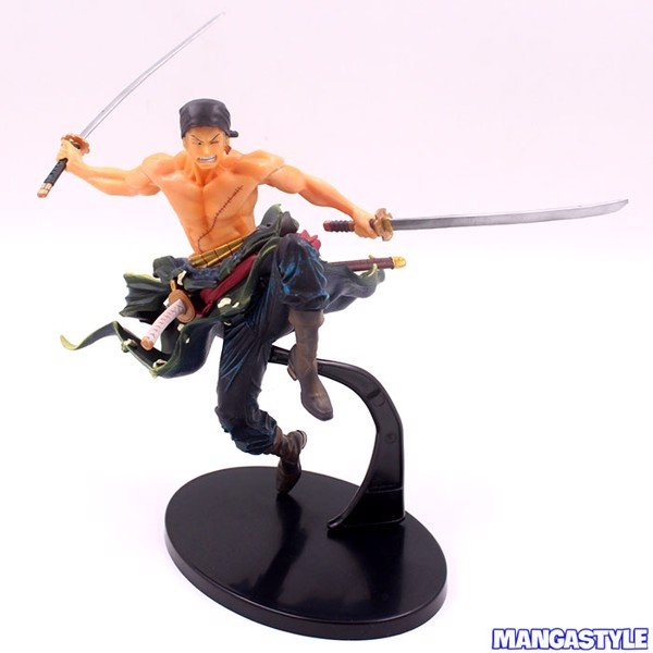 Roronoa Zoro Banpresto World Figure Colosseum Vol 1 One Piece