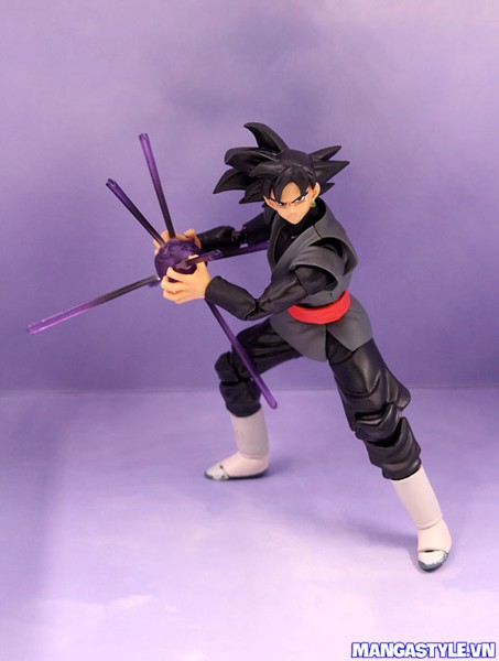 S.H.Figuarts Goku Black Dragon Ball Super