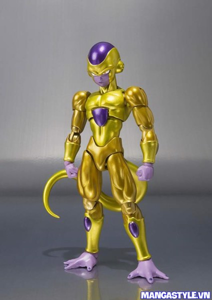 S H Figuarts Golden Frieza Dragon Ball Super