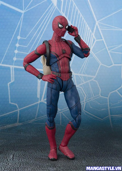 S.H.Figuarts Spider Man Spider-Man: Homecoming