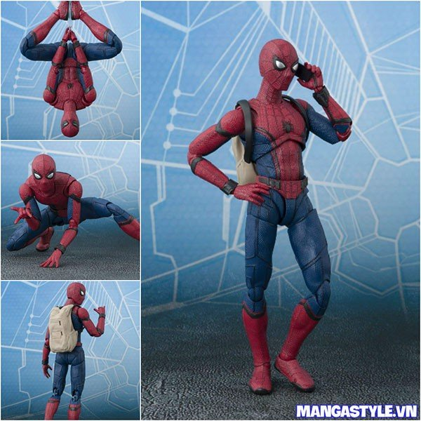 S.H.Figuarts Spider Man Spider-Man Homecoming