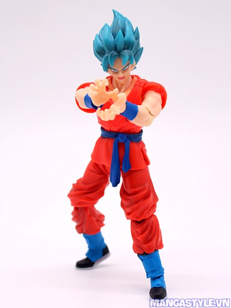 S.H.Figuarts Super Saiyan God Super Saiyan Goku Dragon Ball Super