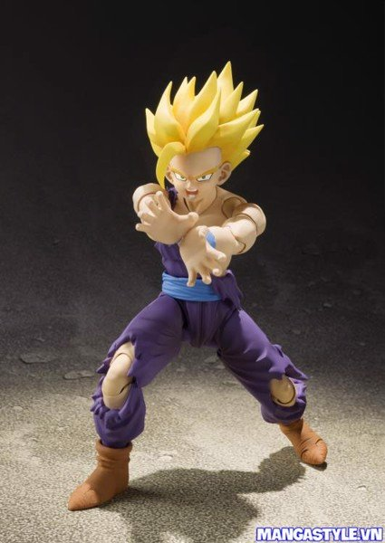 S H Figuarts Super Saiyan Son Gohan Dragon Ball Z