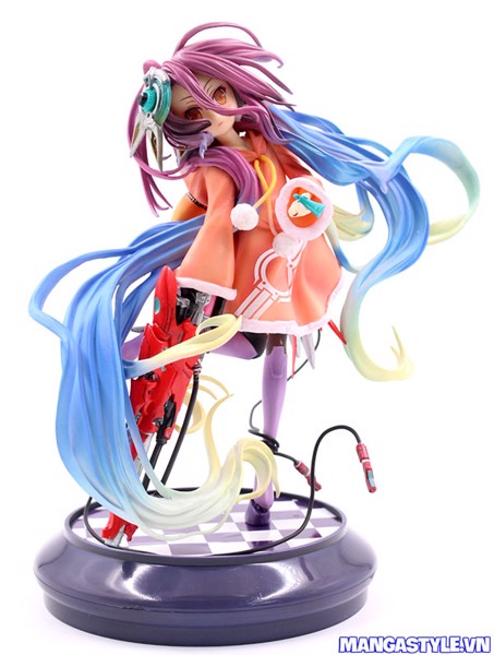 Schwi 1/7 Scale Figure No Game No Life Zero