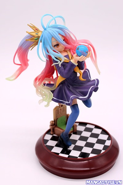 Shiro 1/7 Scale Figure By Phat Company No Game No Life