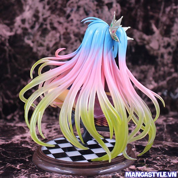 Shiro 1/7 Scale Figure No Game no Life