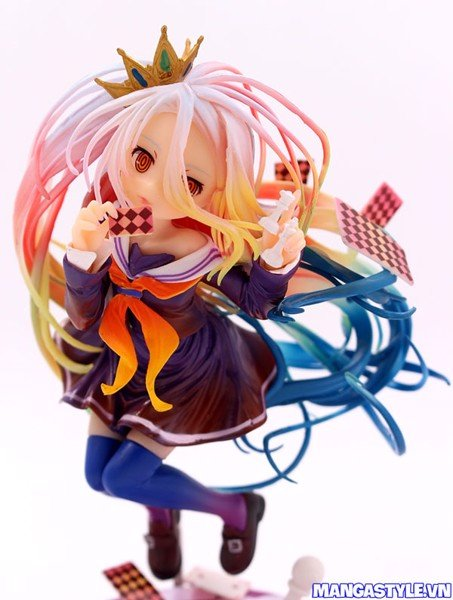 Shiro 1/8 Scale Figure No Game No Life