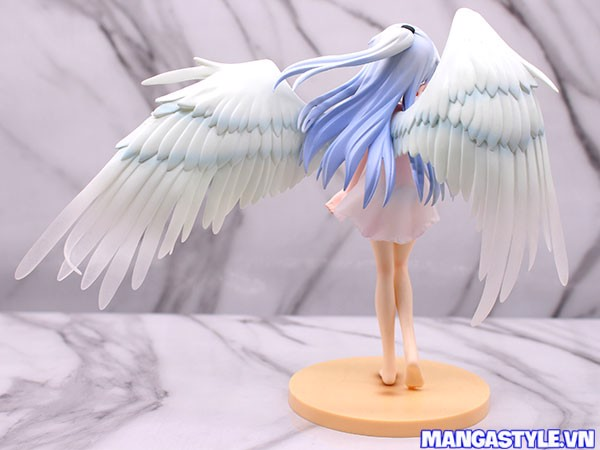 Tenshi 1/8 Scale Figure Dengekiya Exclusive Angel Beats