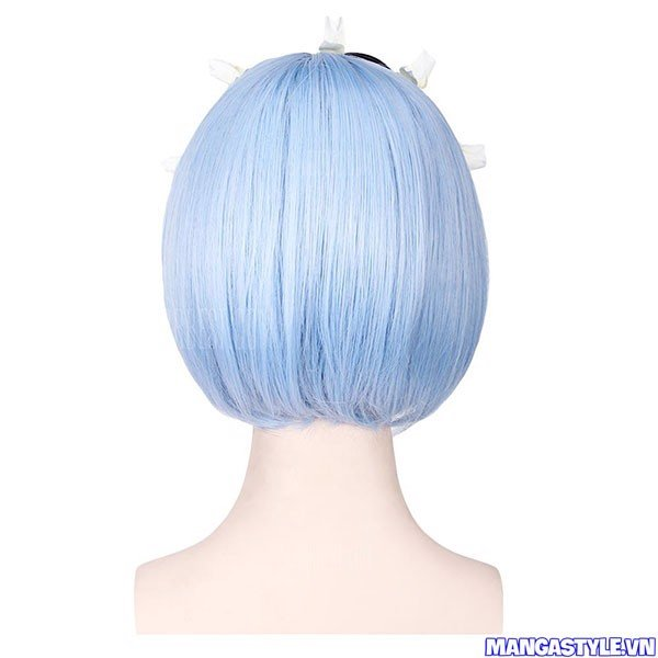 Tóc Cosplay Rem Re Zero