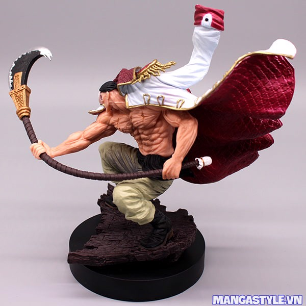 Whitebeard Pirates Edward Newgate SCultures The Tag Team One Piece