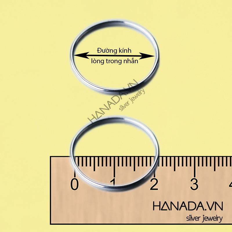 Cách đo kích thước (size) nhẫn.