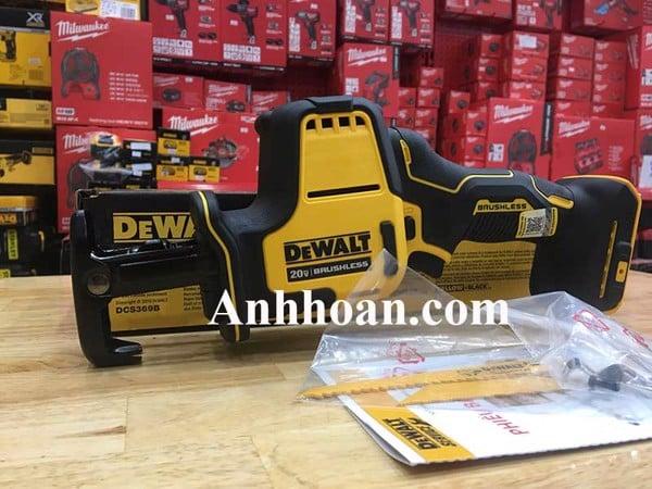 Cưa kiếm Dewalt 20V DCS369B
