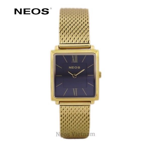 đồng hồ nữ dây lưới Neos N-40674L