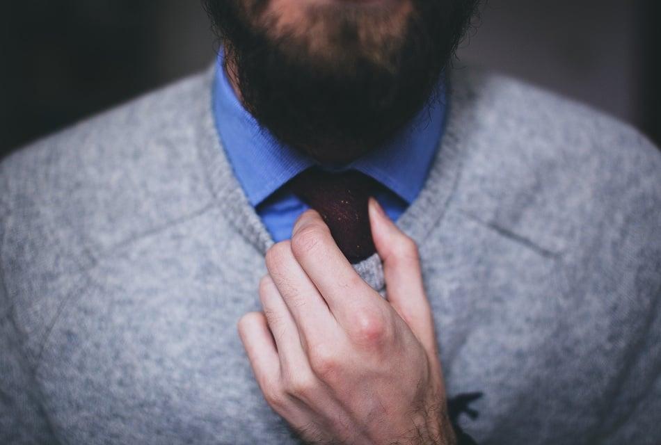 3 tông màu giúp cánh mày râu ghi điểm trong lễ tình nhân - Ảnh 1