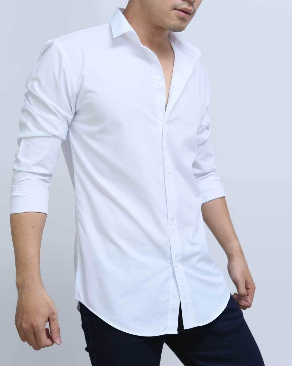 7 tips không thể bỏ qua khi mặc áo sơ mi trắng - Ảnh 7