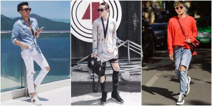 Jeans rách 'về nhất' trong cuộc đua những món đồ yêu thích của stylist Việt - Ảnh 1