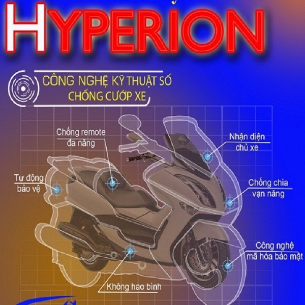 Chống Trộm Hyperion