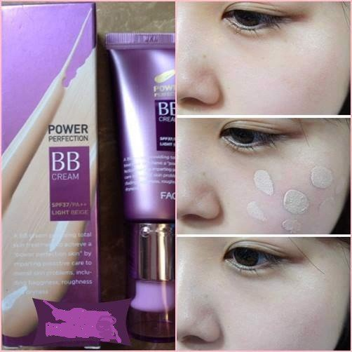 Kem nền BB‬ cream TFS Face it Power Perfection SPF37 PA++ 20g